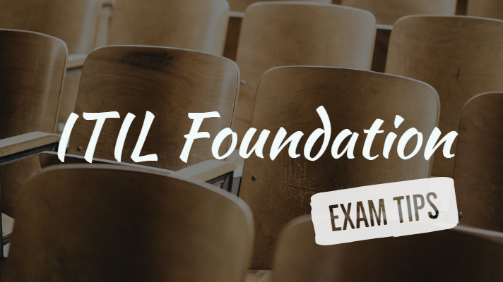 ITIL Foundation Exam (2)