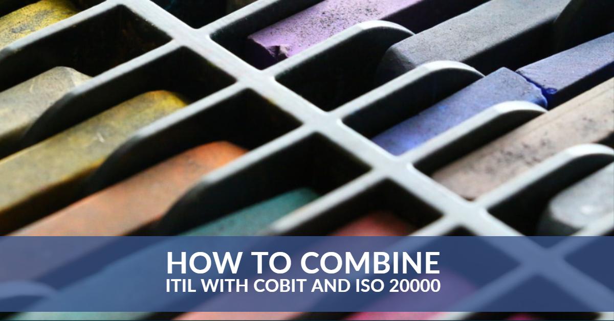 COBIT ISO 2000