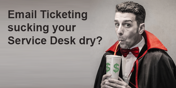 Email Ticketing User Self Service