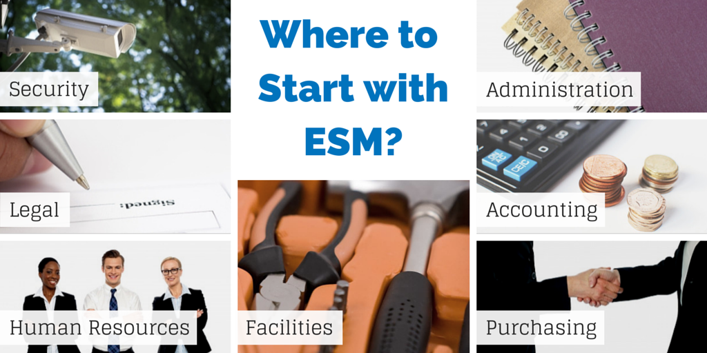 Where toStart with ESM