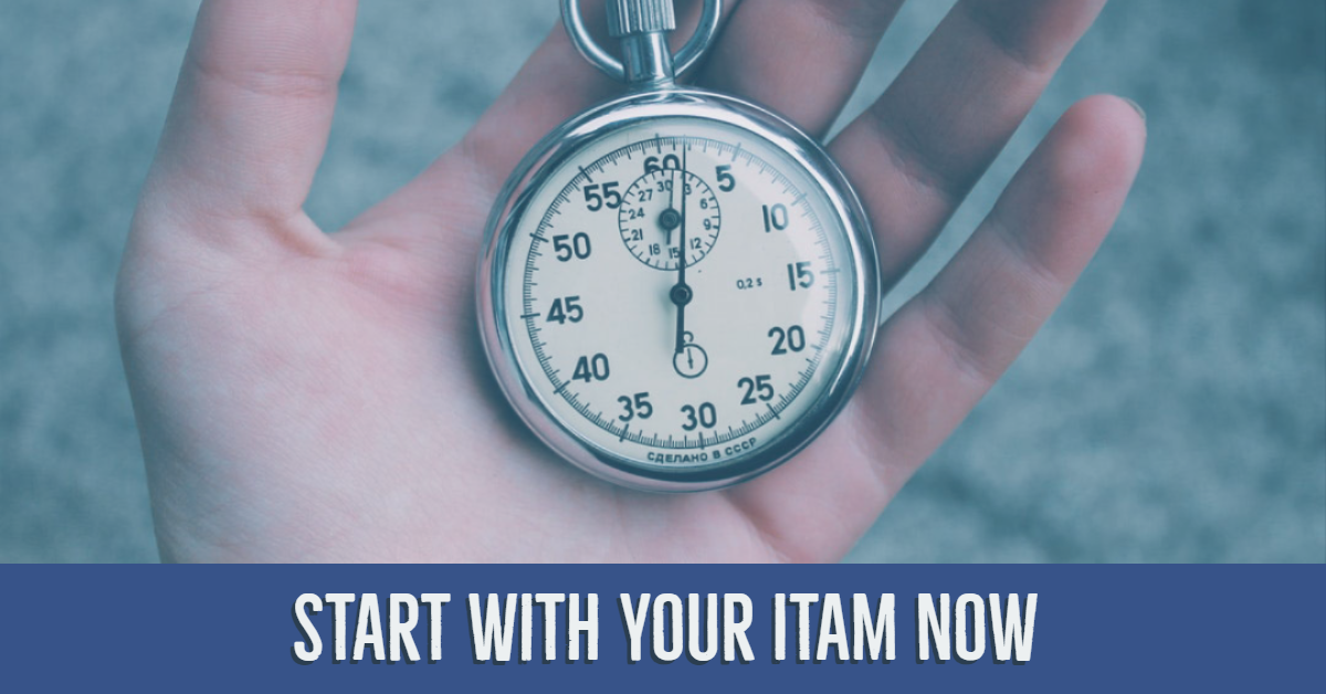 Time to Get Your ITAM On
