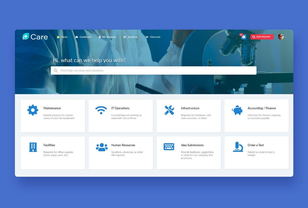 SD-service-portal