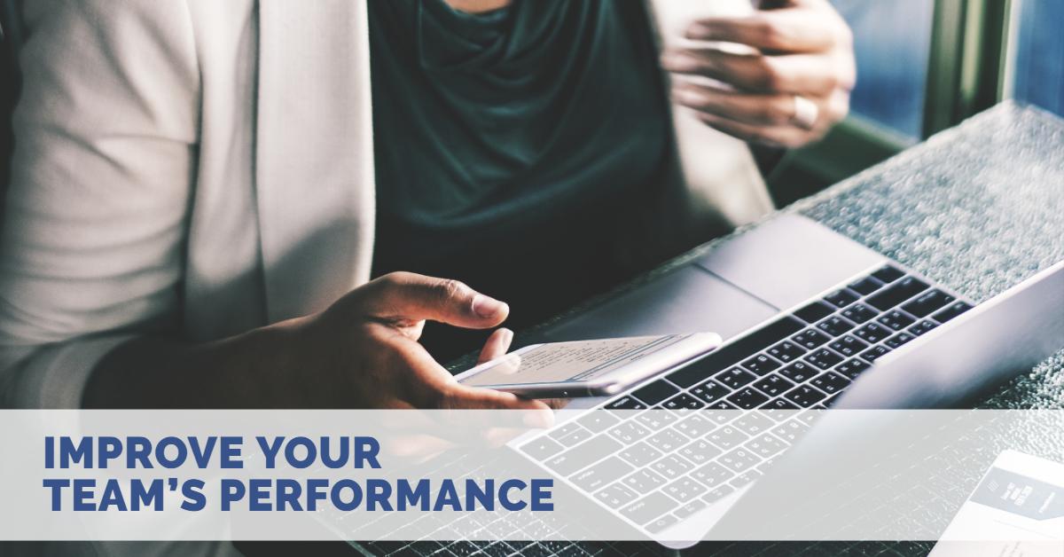 Improve Your Team's Performance