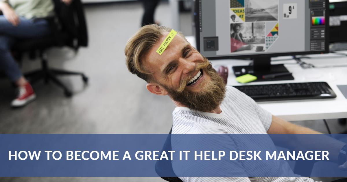 Great IT Helpdesk